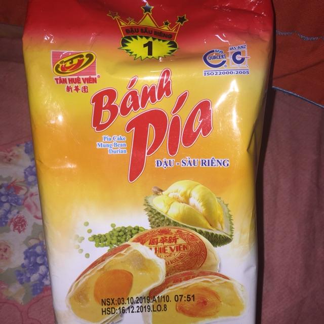 Pia durian telor viet ori