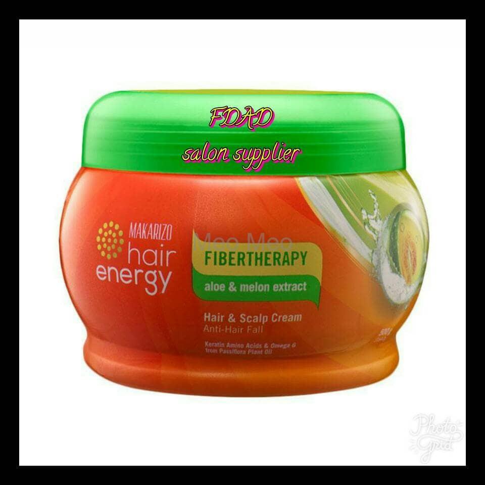 Makarizo Hair Energy Shampoo Sachet Aloe And Melon Extract 6 Sachets Shampo Lemon Paket Isi 2 Fiberteraphy 330 Shopee Indonesia