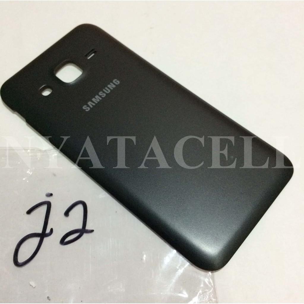 Back Door Samsung Galaxy J2 J200 Backdoor Tutup Baterai Casing Ori Belakang 2015 Shopee Indonesia