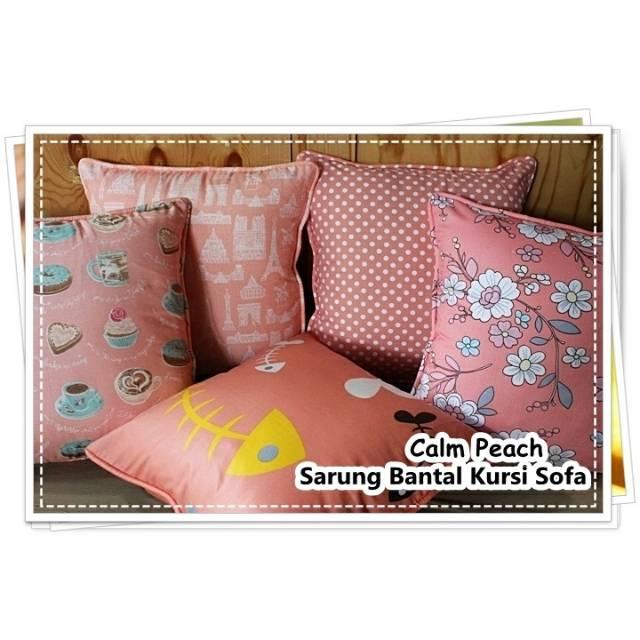 Sarung Bantal Sofa size 40x40 /Cushion Cover motif tropical seri 2 | Shopee Indonesia