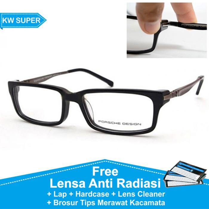 Frame Kacamata Anak Unisex Italy Design BL9056  dbddd879ec