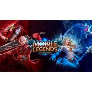Jual Akun Ml Mobile Legends Murah Gm Dan Epic Dan Legend