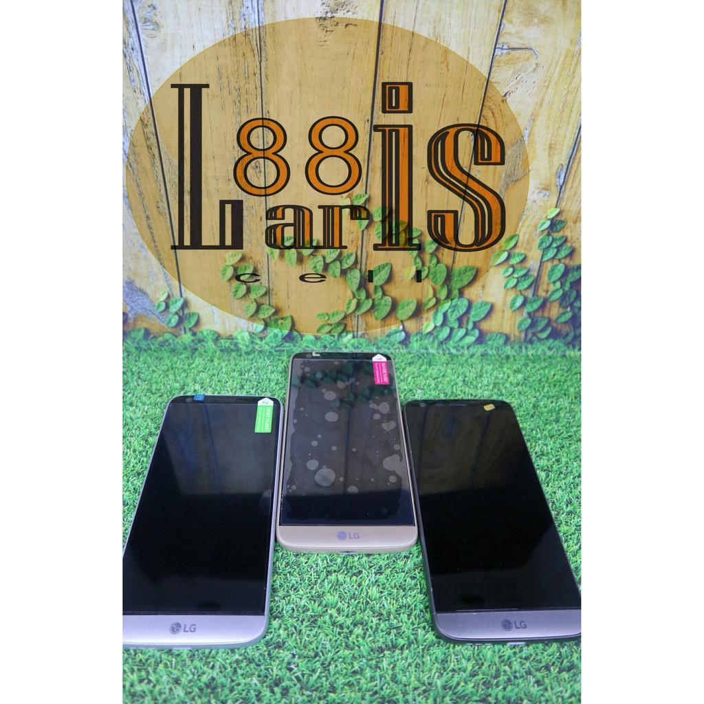 Lg G5 Ram 4gb Rom 32gb Second Mulus Bergaransi Shopee Indonesia 4 Gb Jakarta Gojek Like New Fullset