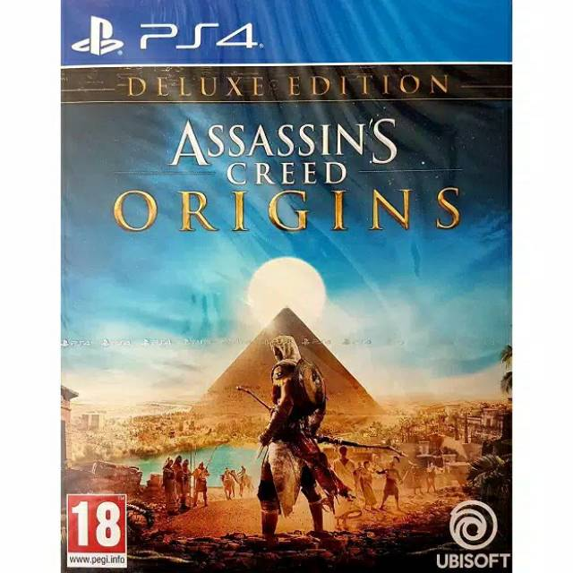 Assassin S Assassins Assassin Creed Origins Deluxe Edition Ps4