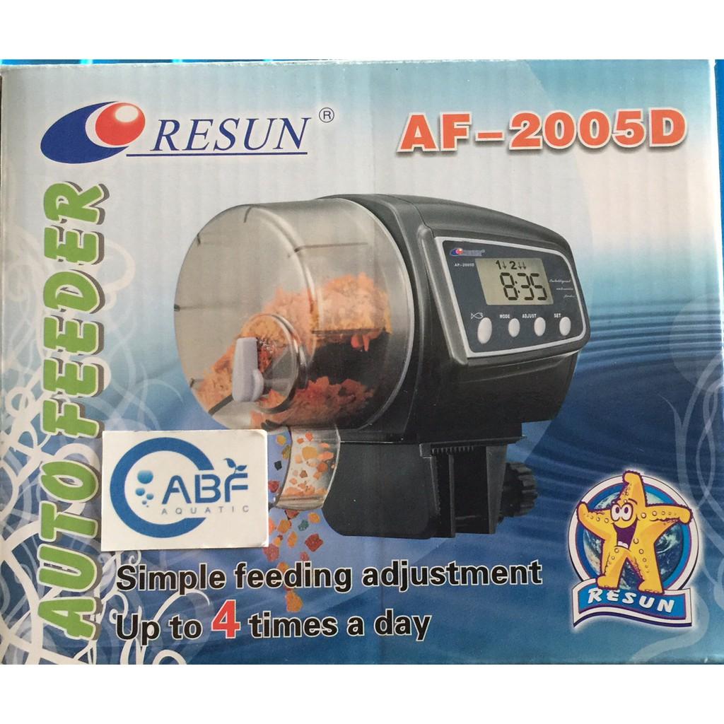 Food Timer Resun Digital Auto Feeder Af 2005d Untuk Air Tawar Dan 2003 Laut Shopee Indonesia
