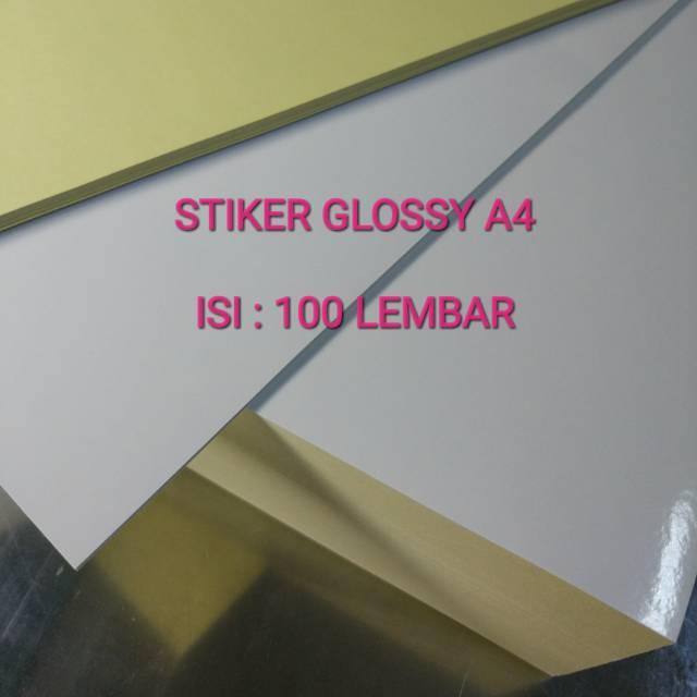Kertas stiker vinyl camel digiprint Metalize/gold (khusus hp indigo)   Shopee Indonesia