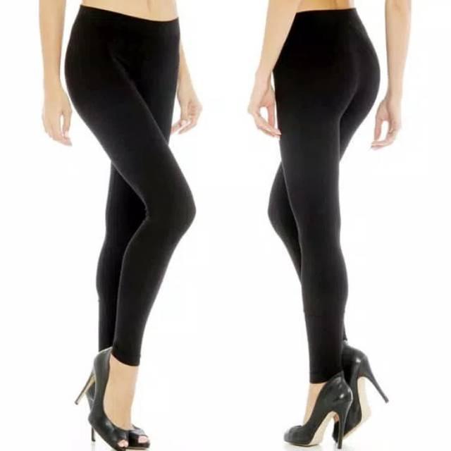 Celana Legging Tebal High Quality Murah Murmer Kualitas Tinggi Shopee Indonesia