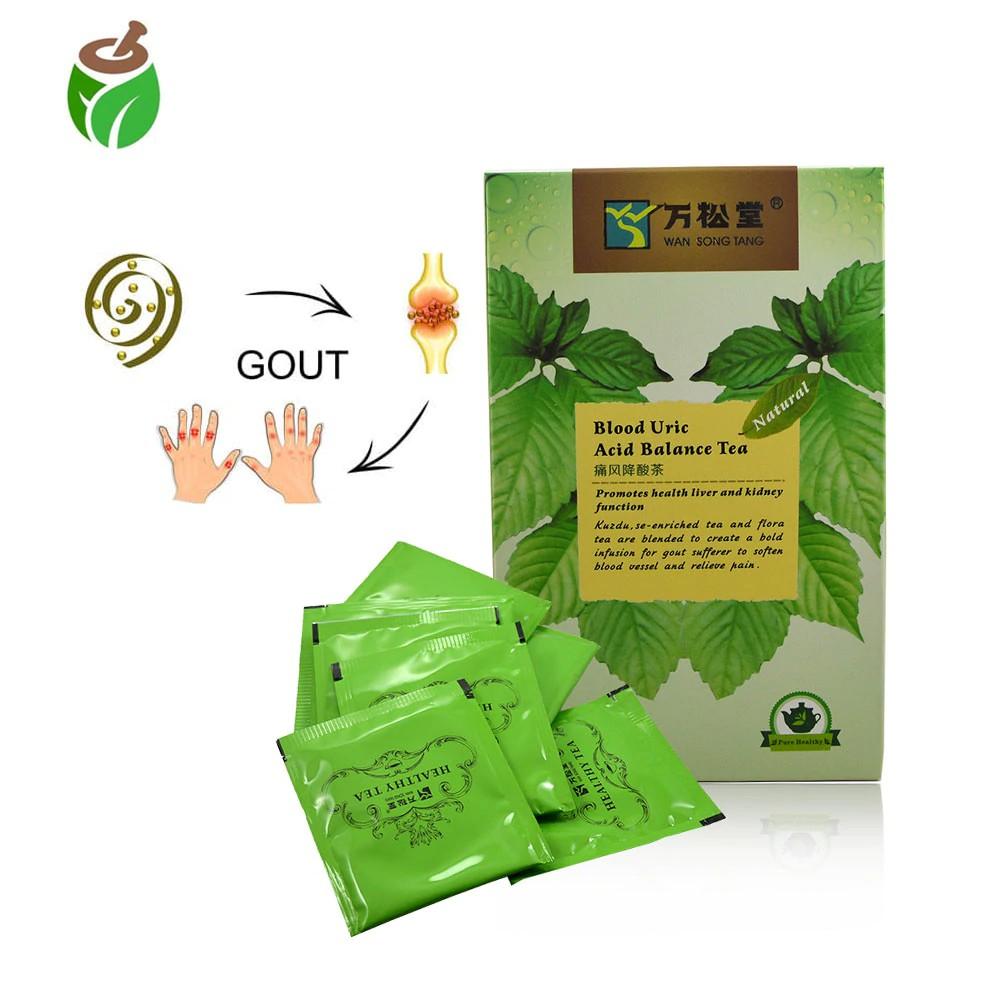 Kesehatan 40 Pcs 2 Packs Natural Blood Uric Acid Balance Tea Gout Pain Relief Arthritis Kidney Shopee Indonesia