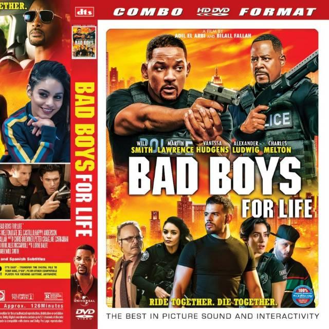 Kaset Dvd Bad Boys For Life 2020 Shopee Indonesia