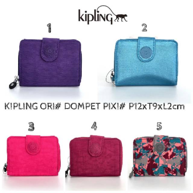 Kipling super Dompet UZARIO  d4709473c3