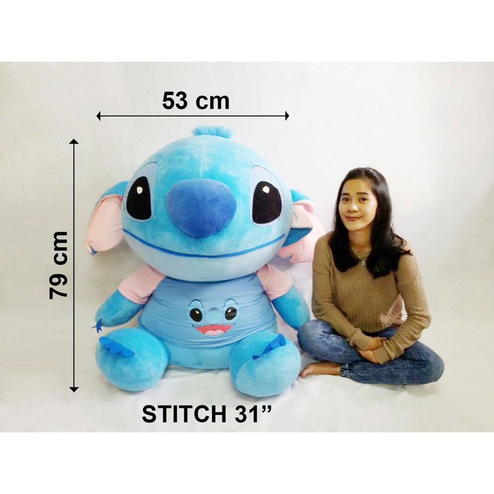 Boneka Stitch Jumbo boneka stitch boneka stitch besar boneka stitch besar murah  boneka stitch lucu  915b37bdcc