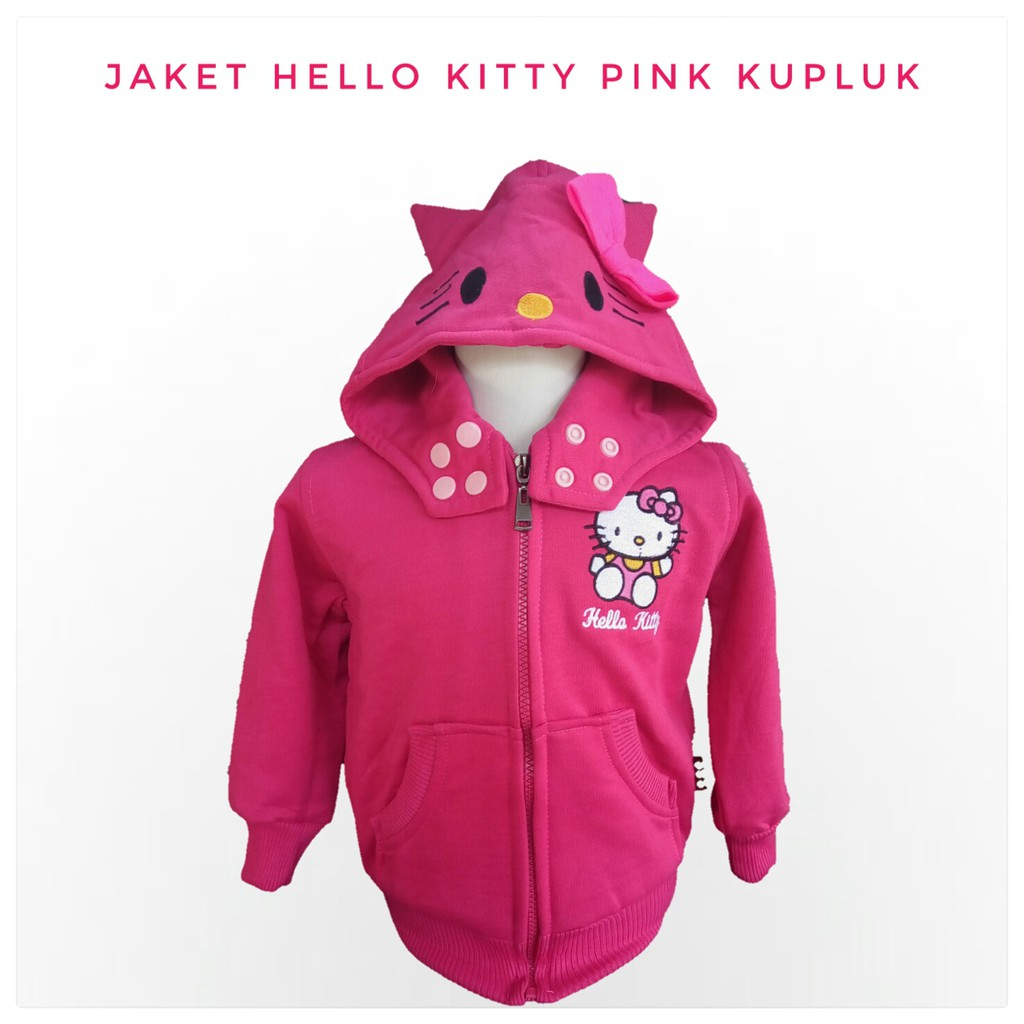 JAKET ANAK  SWITTER HELLO KITTY  e70475f9a5