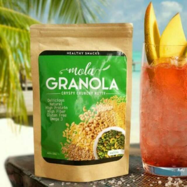Granobar Granola Creations Isi 1 pcs ...