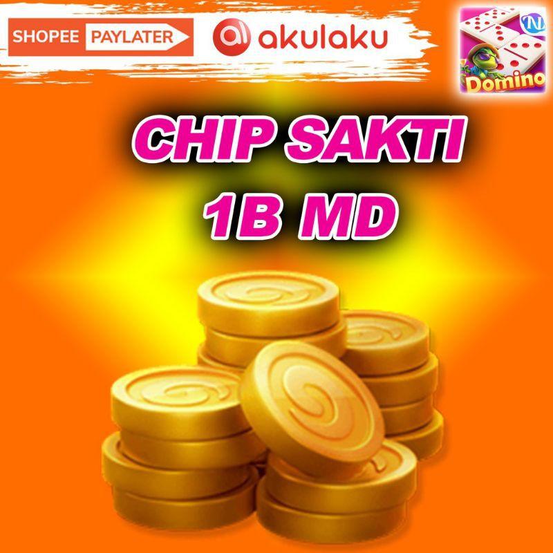 CHIP MD / CHIP UNGU /CHIP SAKTI / KOIN EMAS 1B HIGGS DOMINO ISLAND TERMURAH