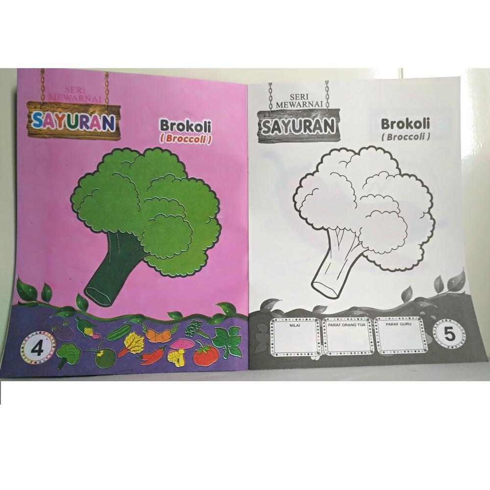 Buku Mewarnai Buku Mewarnai Anak Buku Mewarnai Murah