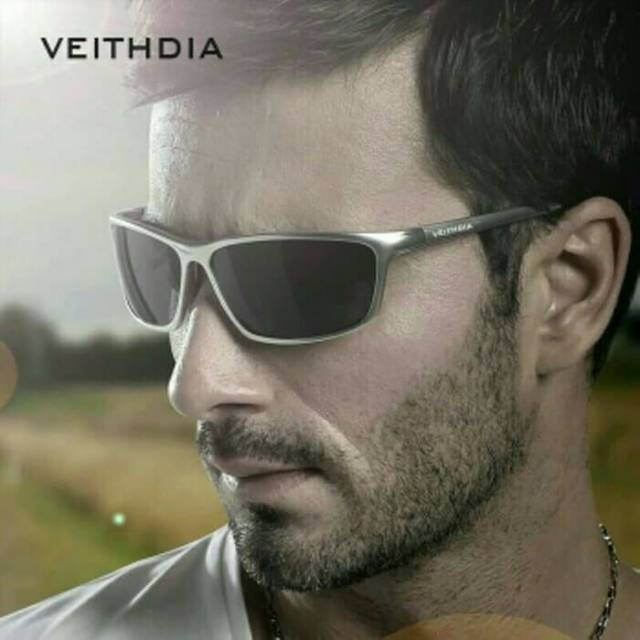 Kacamata Veithdia Frame Cool
