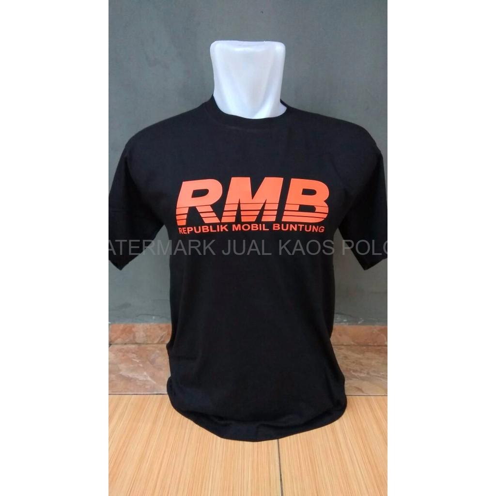 Kaos Club Mobil Republik Mobil Buntung  b6b8ee3473