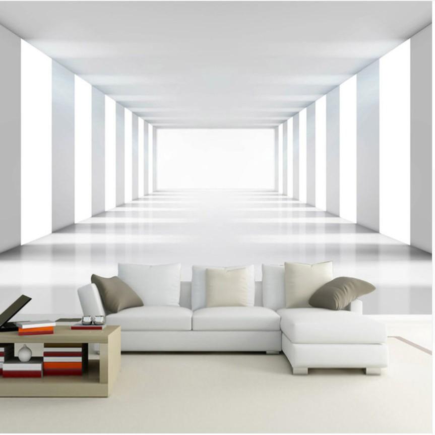 Bayar Di Tempatspace Expansion Living Room Home Decor Mural Wallpaper
