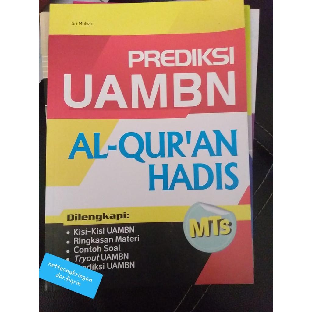 Soal Unbk Mts 2020 Al Quran Hadits Guru Ilmu Sosial