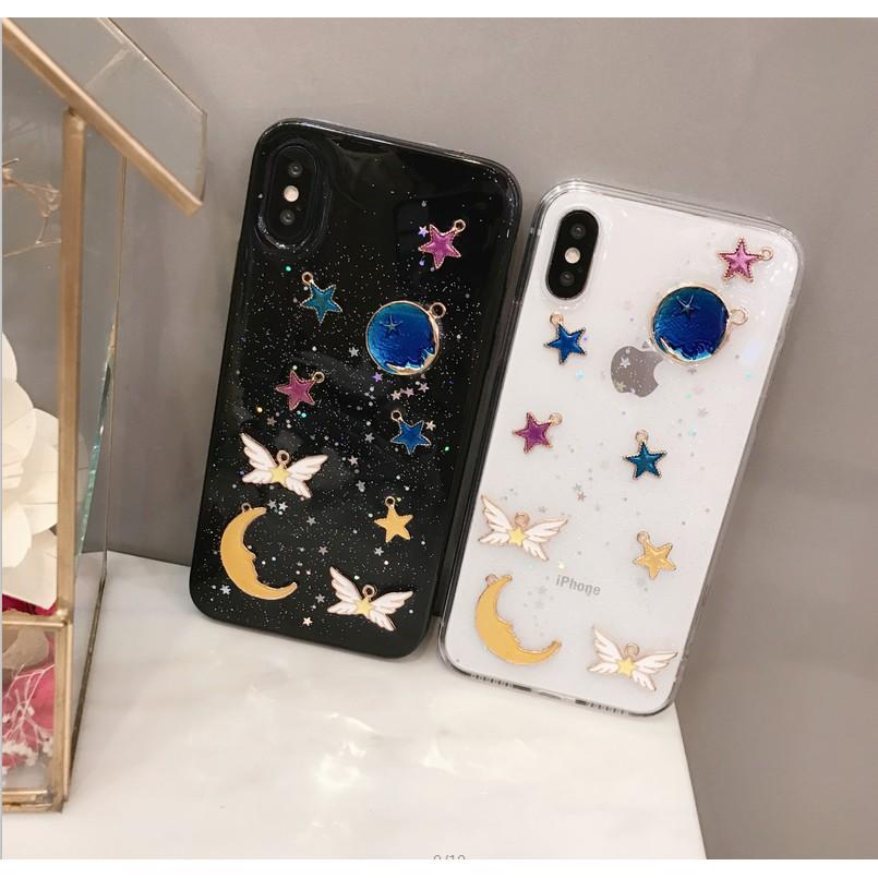 Casing Soft Phone Case iPhone 5 / 6 / 6S / 7 / 8 / x