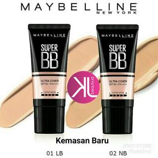 Maybelline Super BB Cream Super Cover SPF 50 PA++++ - 30 Ml thumbnail