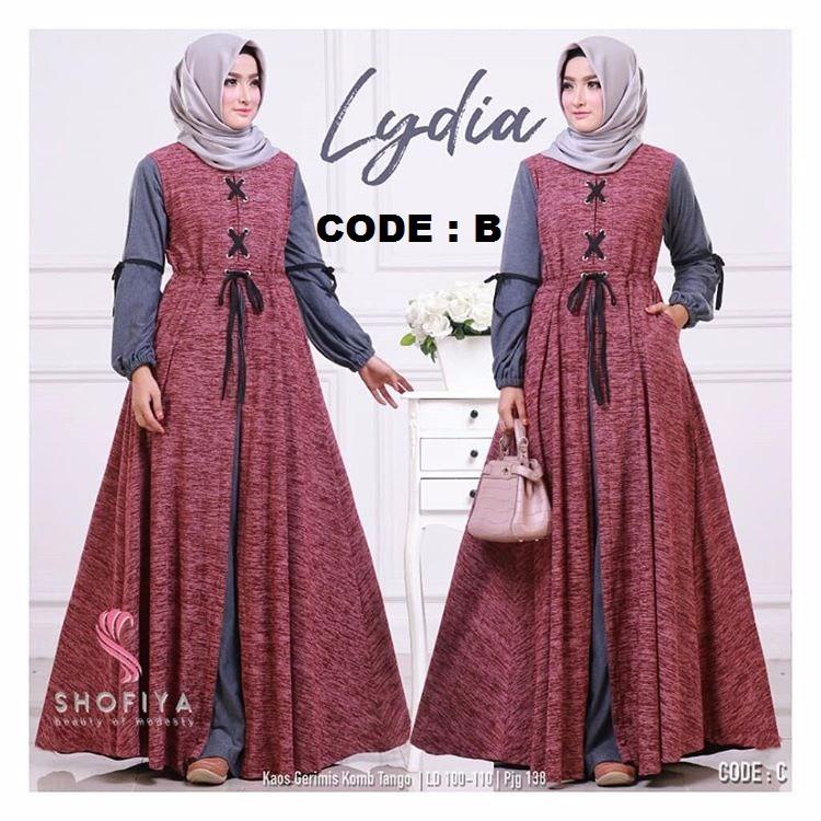 baju muslim - Temukan Harga dan Penawaran Dress Online Terbaik - Pakaian  Wanita September 2018  251a90d2c4