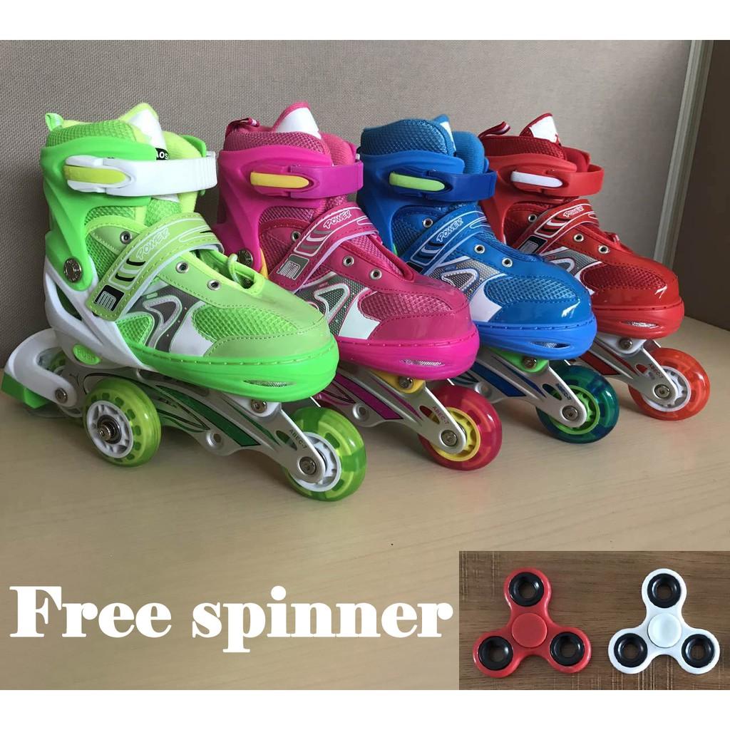Sepatu Roda Anak Power Inline Skate POWER SUPERB Model BAJAJ y752 ... 68e464a2f3