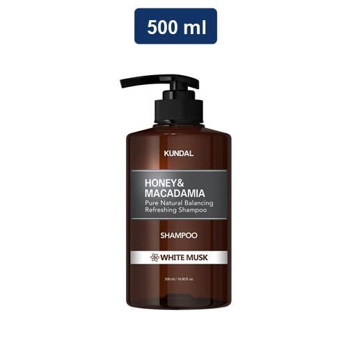 Kundal Nature Shampoo White Musk 500 ml