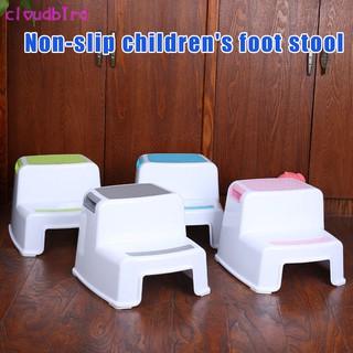 Fine Toilet Potty Training Kids 2 Step Stools Toddler Non Slip Bathroom Potty Stool Dailytribune Chair Design For Home Dailytribuneorg