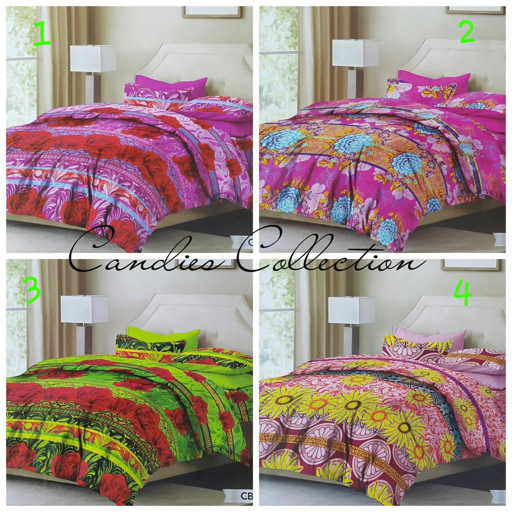 Promo Harga Chelsea Rosewell Bed Cover Emboss Set Sprei 180x200cm 21 Microtex Ukuran Temukan Dan Penawaran Online Terbaik
