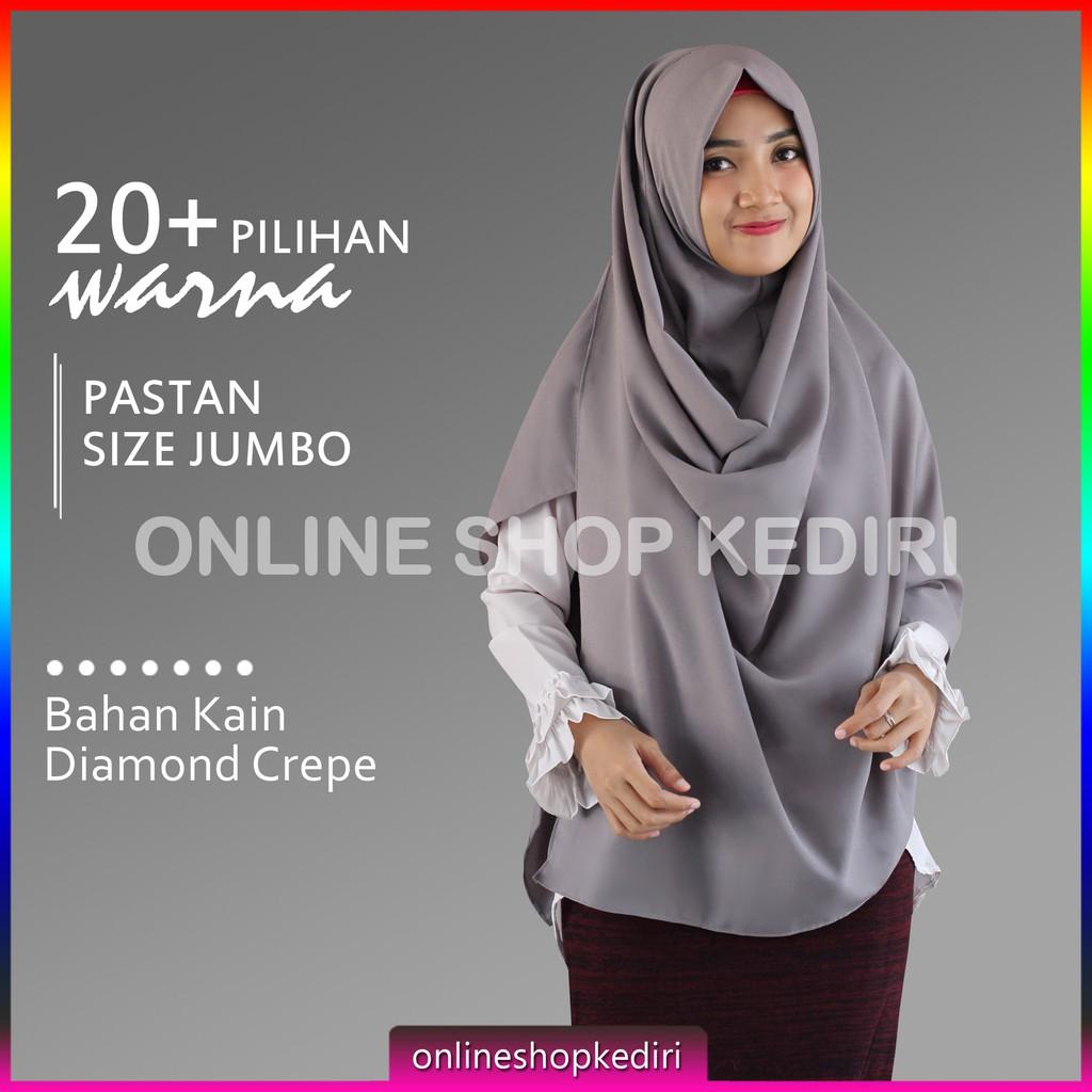 Jilbab Hijab Pashmina Instan Medium Pastan Pasmina Murah  Kerudung Grosir Sala Shopee Indonesia