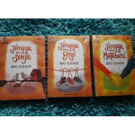 Novel Jingga Untuk Matahari Esti Kinasih Pdf
