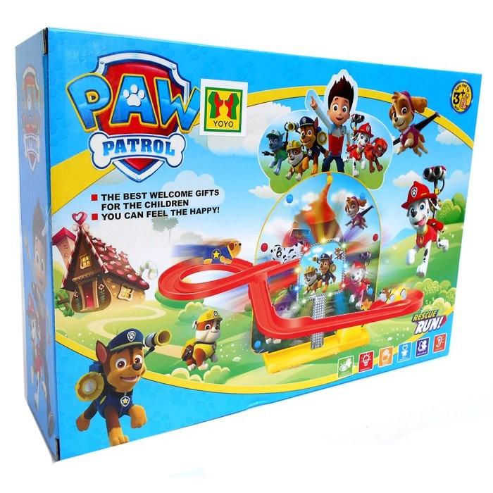 track paw patrol  kado mainan anak murah tomiko toys