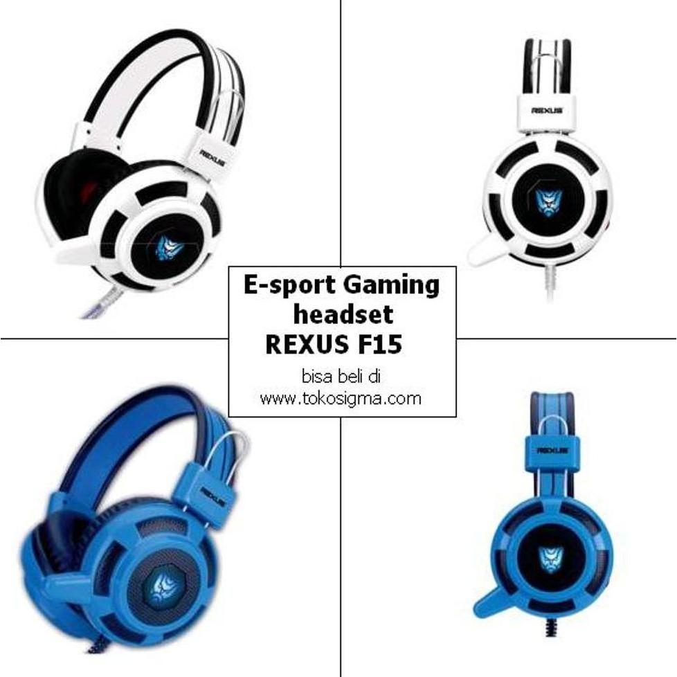 Headset Rexus Kotion G2000 Shopee Indonesia Gaming