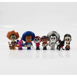 Dijual Mainan Action Figure Figur Pajangan Disney Coco Topper Hiasan Kue  Tart Limited 168ffd735f