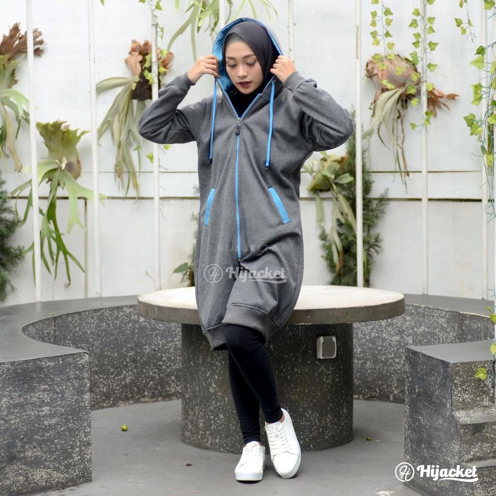 Hijacket Basic Hj12 Jaket Wanita Muslimah Shopee Indonesia Dksh Fashionable Tas Selempang Dkin 315