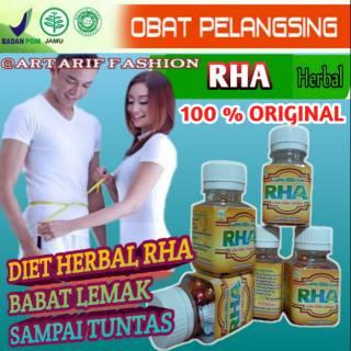 Penawaran Diskon Dan Promosi Dari Obat Diet Herbal Rha Shopee Indonesia
