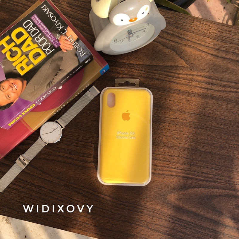 Original IBox Full Silicon Case IPhone 11 / XR / XS / X / 7+ / 8+