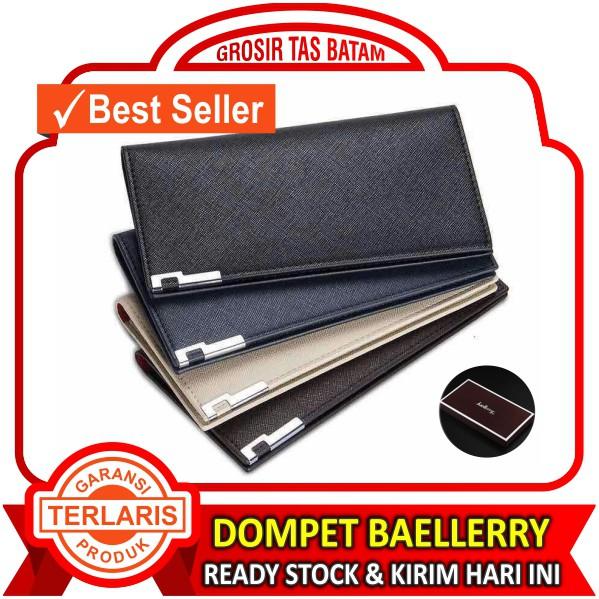 S3333/Baellerry Original / Dompet Panjang Pria / Dompet Kartu Muat HP / Baellerry Panjang | Shopee Indonesia
