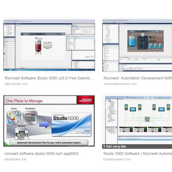Rockwell Software Studio 5000 v280 fulll