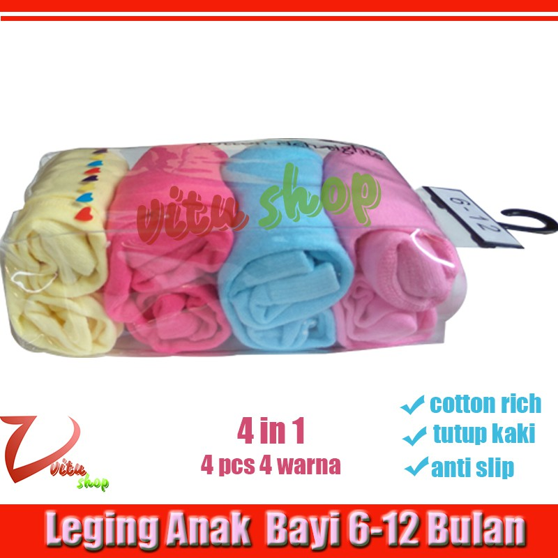 sd 12 bulan. Source · (Vitu Shop) Leging Bayi Polos .