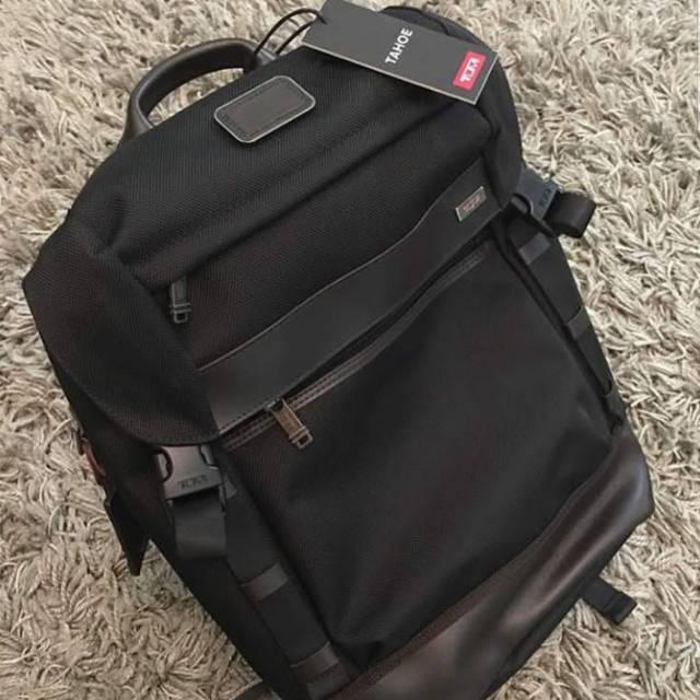 Tas Tumi Tahoe Lejeune Backpack Mirror Quality Import Premium
