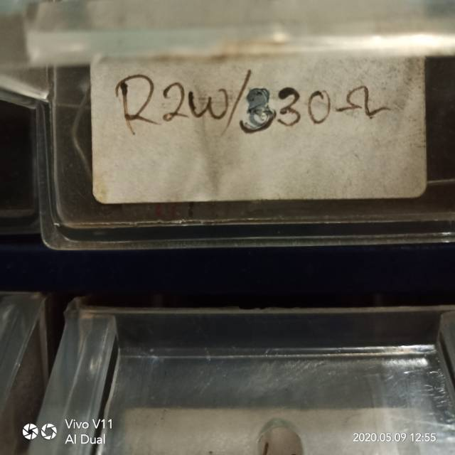 Resistor 2watt 330ohm R 2w-330r 2watt-330ohm