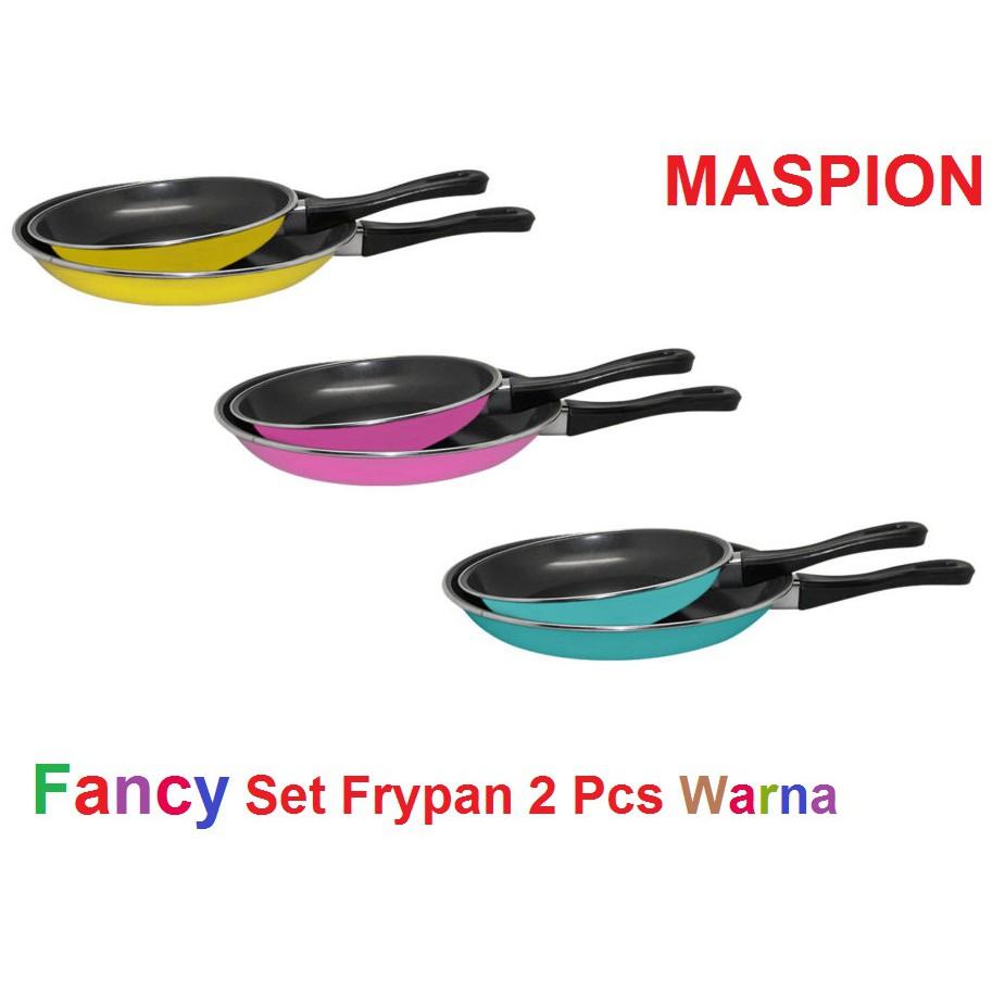 Cookware Set 6 Pcs Panci Peralatan Masak Frypan Milkpan Dan Pastela Maspion Stock Pot Shopee Indonesia
