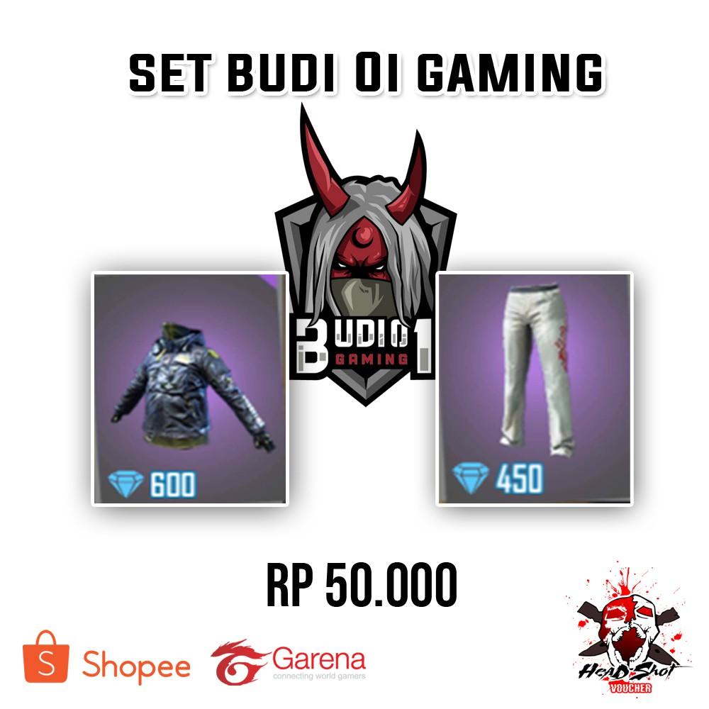 Set Budi 01 Gaming Shopee Indonesia