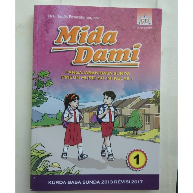 Mida Dami Kelas 1 Sd Bahasa Sunda Kelas 1 Sd Shopee Indonesia