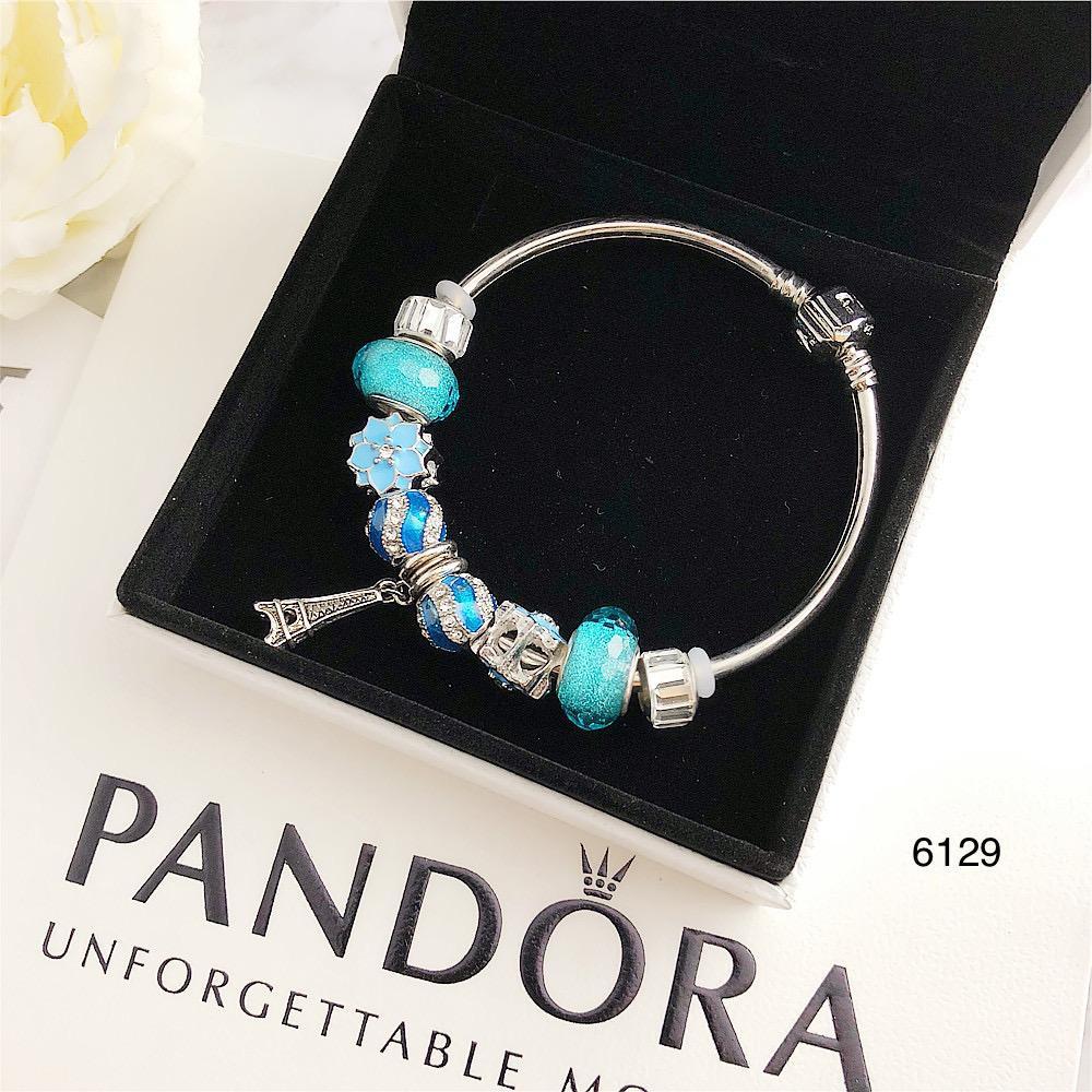 Pandora Bracelet 6129 Shopee Indonesia