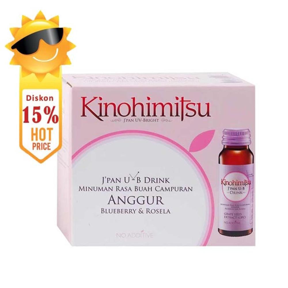 Kinohimitsu Jpan Ub Drink 6btl Beli Harga Murah Dt Juice 3btl