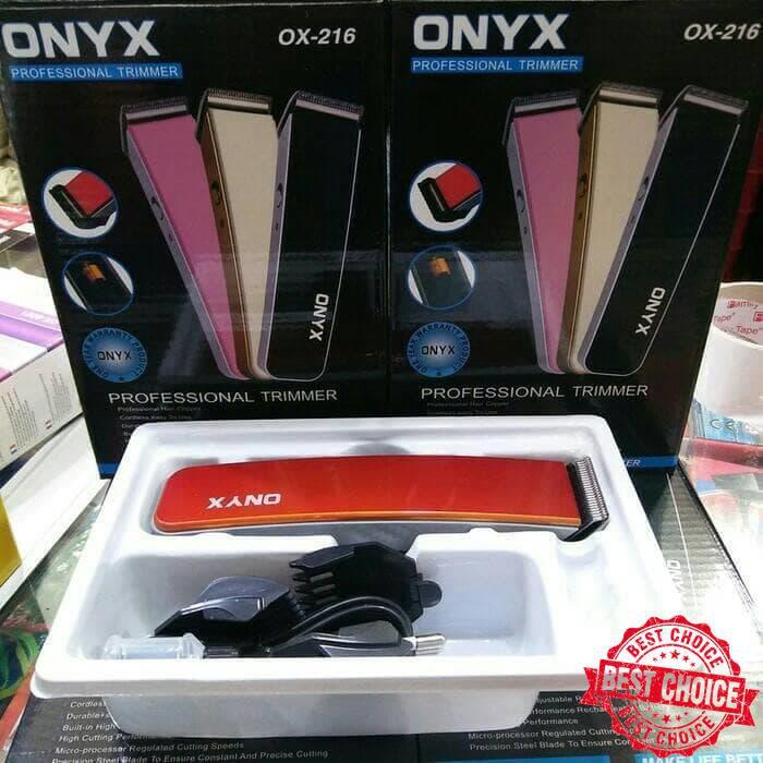 Mesin Alat Cukur Rambut ONYX OX-216   Shaver   Clipper -Termurah ... 0ab7eb28d3