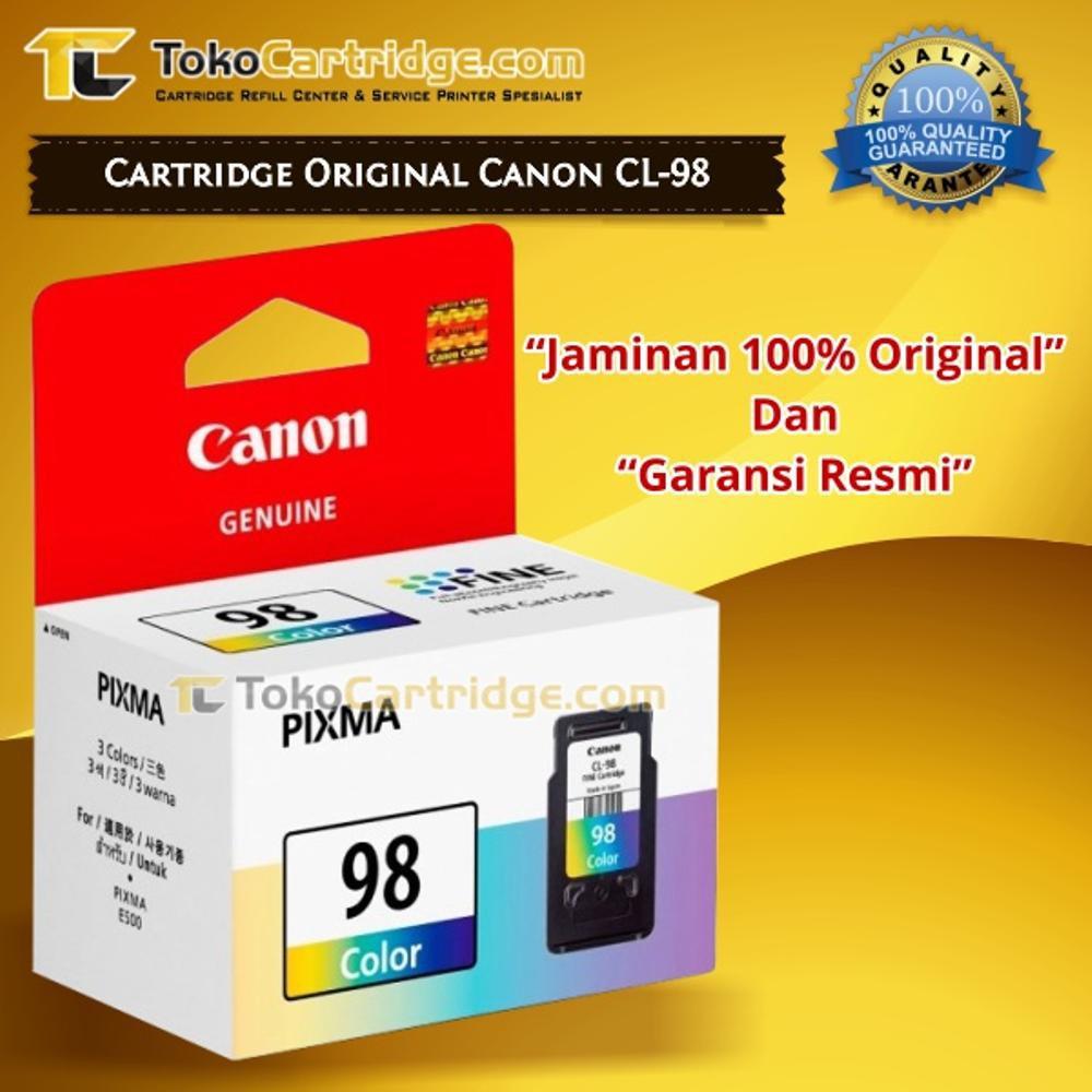 Cartridge Original Canon Pg 88 Pg88 Black Tinta Printer 47 E500 E510 E600 E610 Shopee Indonesia